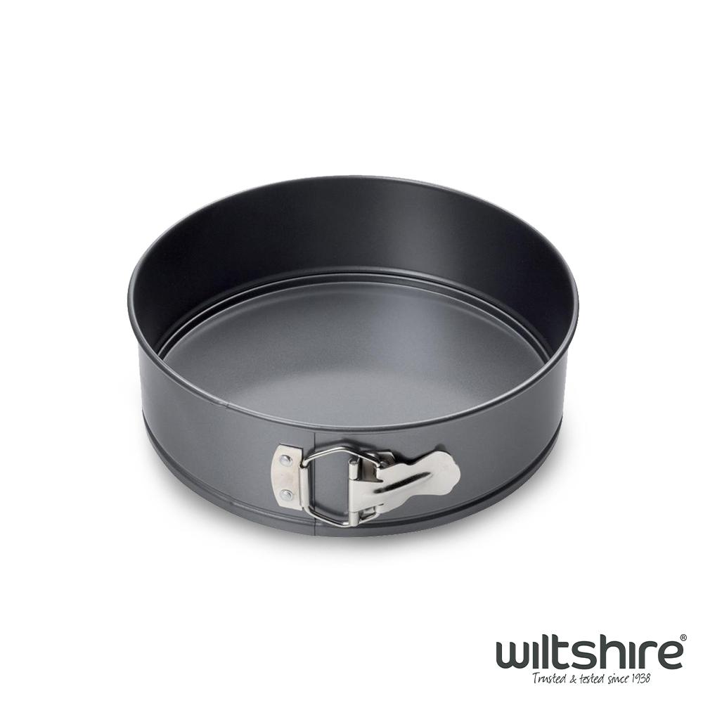 澳洲Wiltshire 活動式圓形蛋糕不沾烤模(23cm) WIL-9029