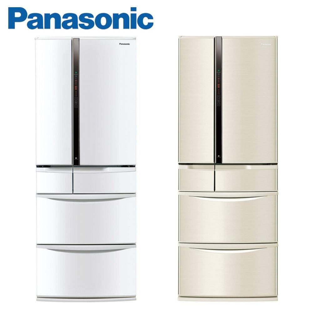 Panasonic國際牌501公升六門日本原裝冰箱(NR-F507VT)