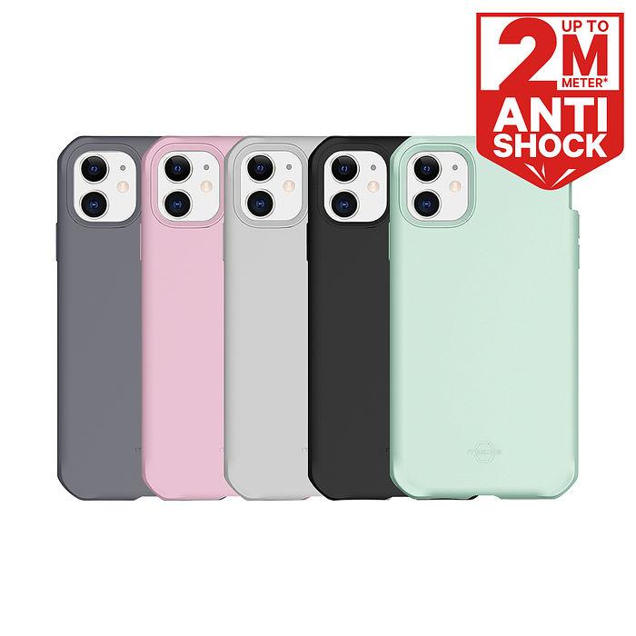 ITSKINS / ITSKINS iPhone 11 SPECTRUM SOLID-防摔保護殼粉紅
