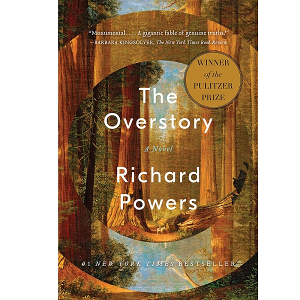 2018/2019 美國得獎作品 The Overstory: A Novel Paperback April 2, 2019