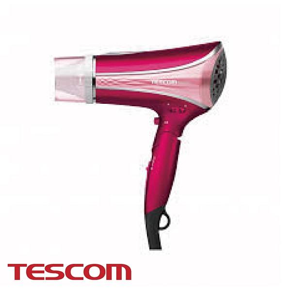 TESCOM TID1100TW 粉色高效速乾負離子吹風機