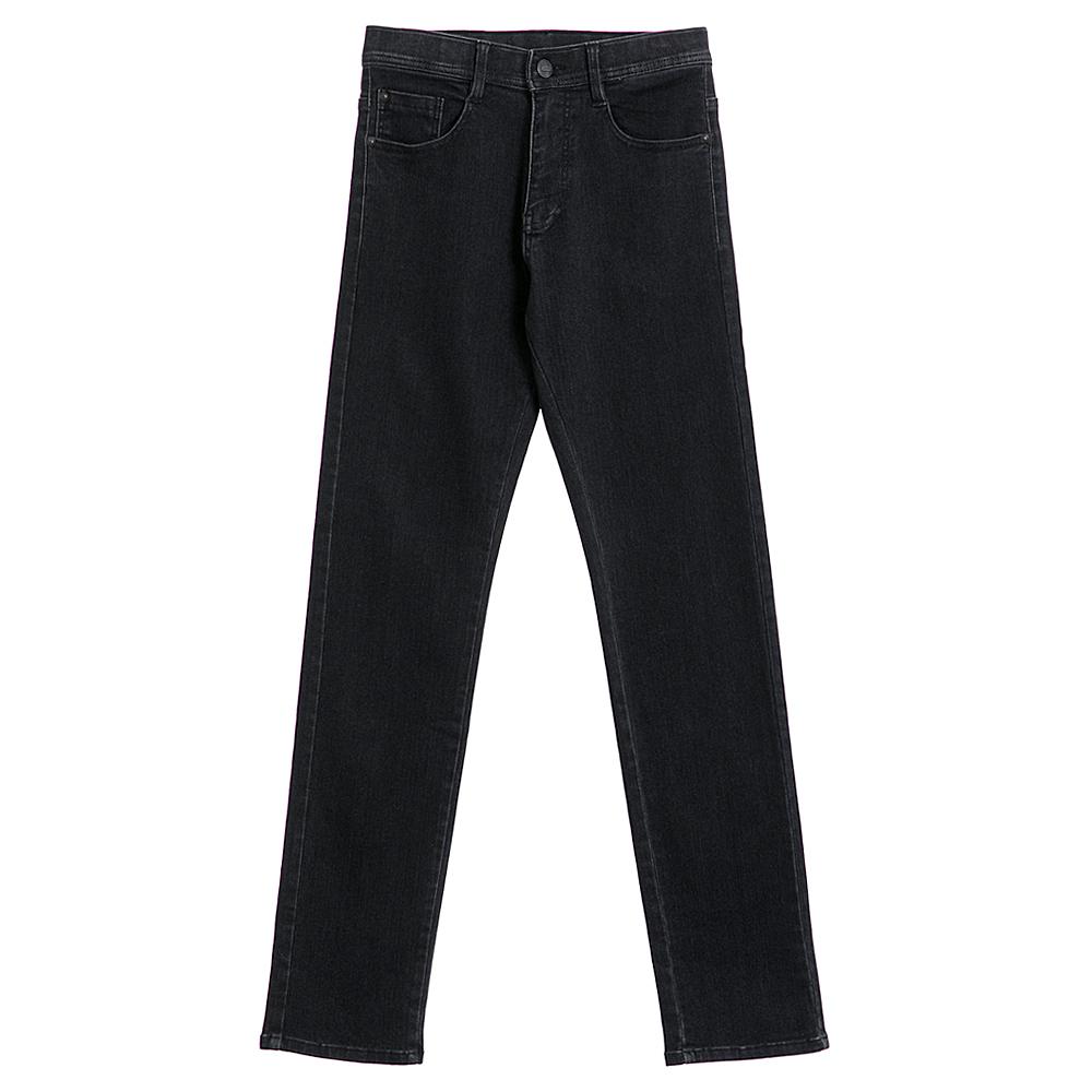 超彈力經典直筒丹寧褲(男261180130)