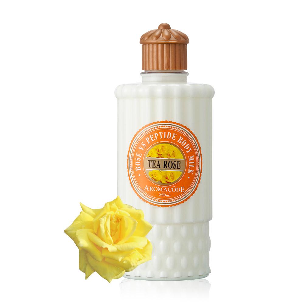 茶玫瑰身體乳(勻)250ml