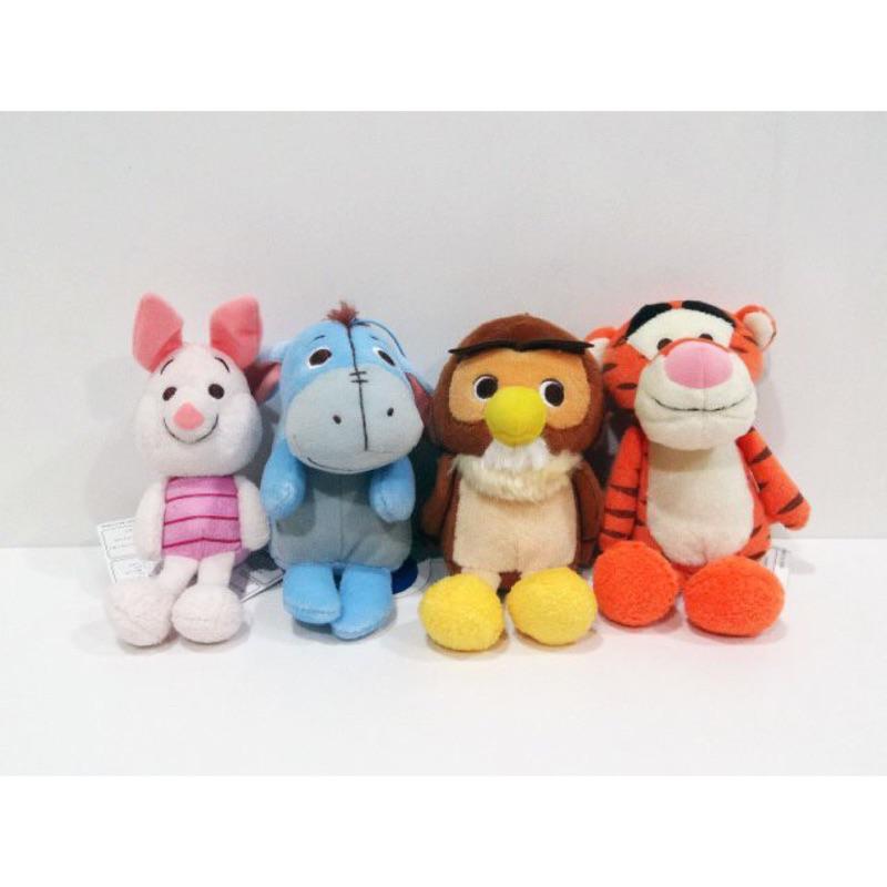 【阿巢的窩】日本SEGA景品 ─ Cute版維尼家族造型娃娃(單售)