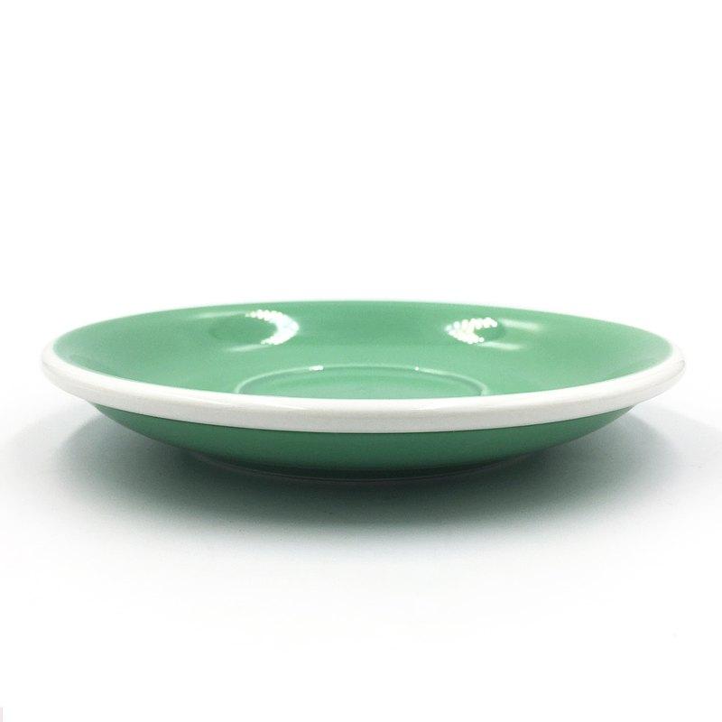 LOVERAMICS 愛陶樂 | 蛋形系列 點心盤15.5CM(薄荷色)