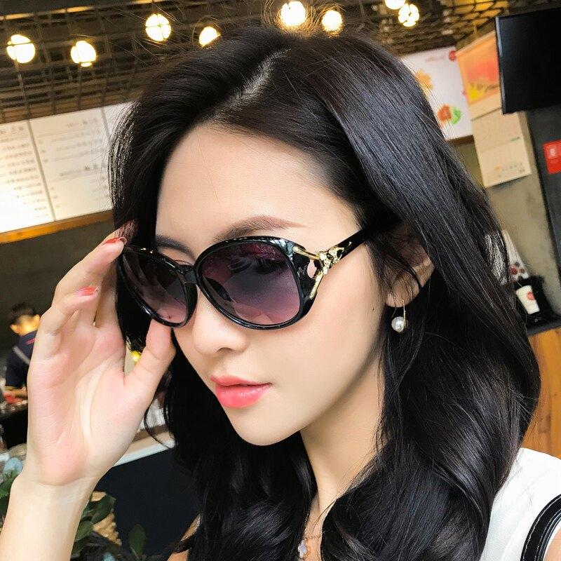 偏光2020新款太陽眼鏡圓臉墨鏡女防紫外線街拍韓版潮女士眼睛 微愛居家