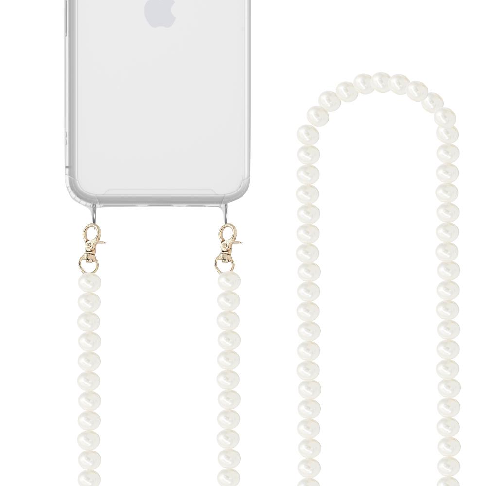 【 TOXOXO 】Pearl  ❘ 珍珠背帶掛鏈110cm