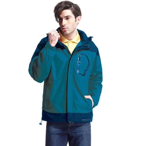 【南紡購物中心】【SAIN SOU】防風防潑水透氣機能型外套(中性款)T27410