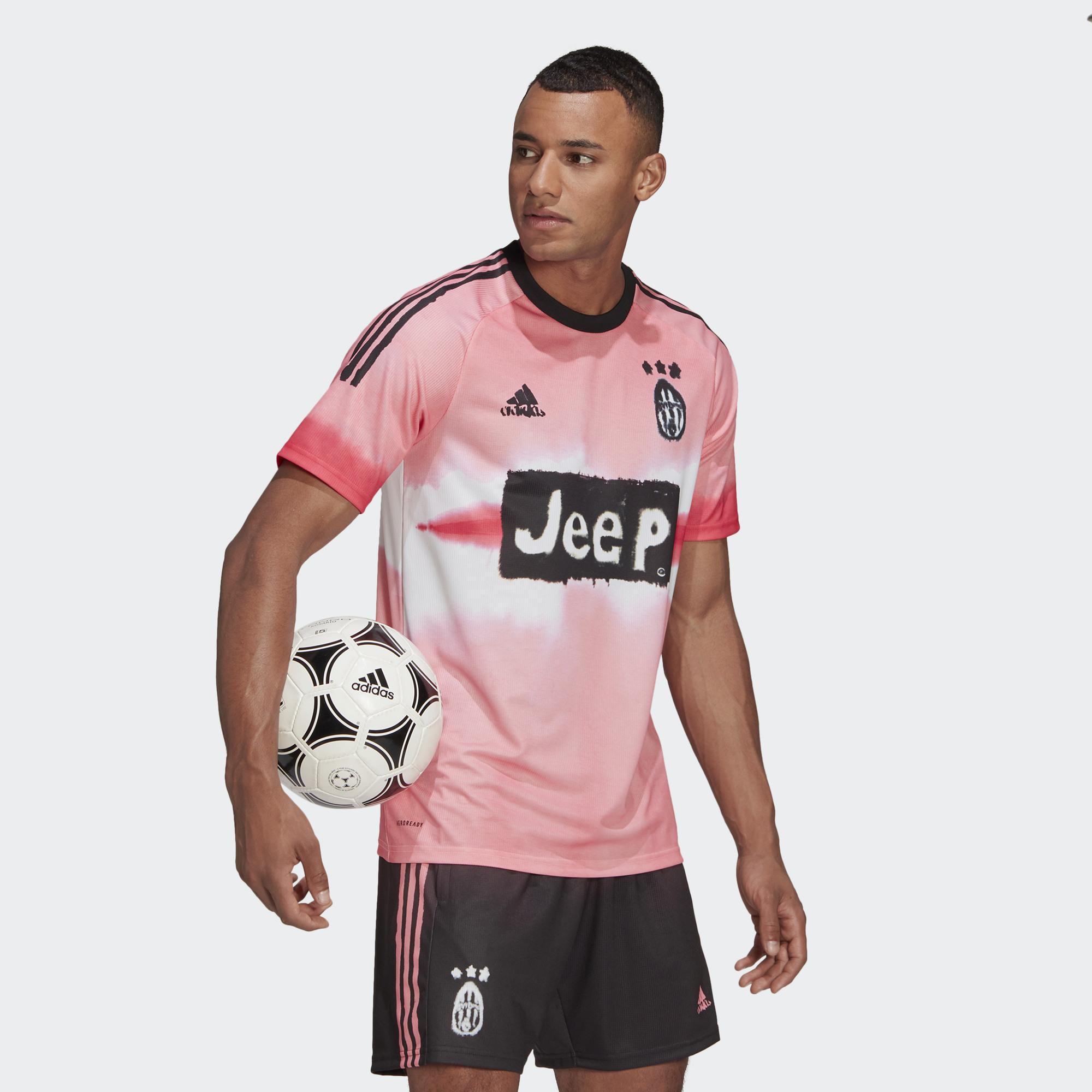 Juventus Human Race 球衣