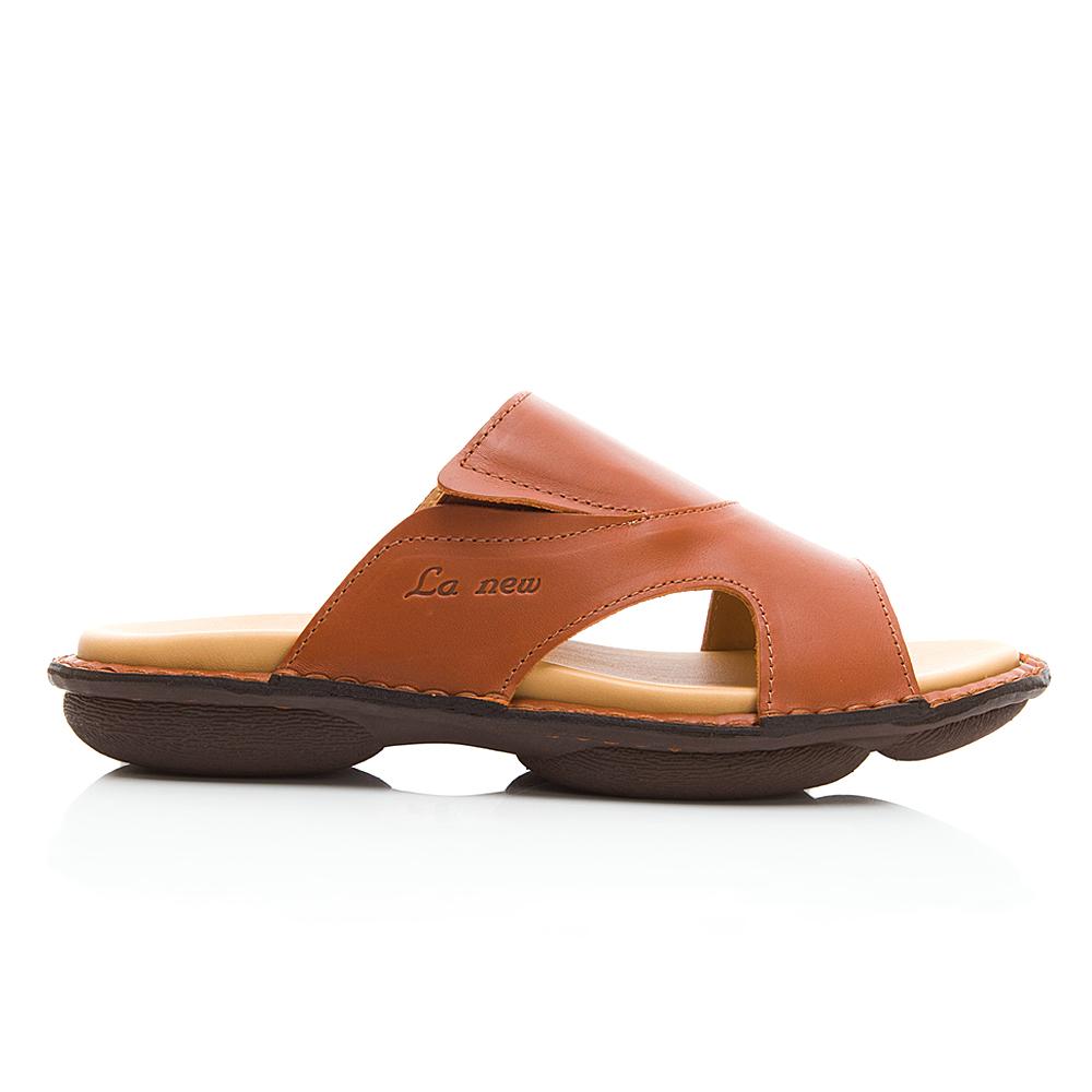 輕量手縫拖鞋(男225070110)