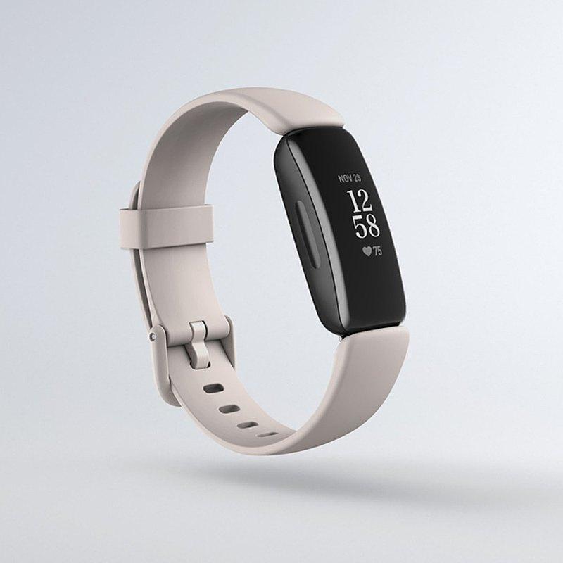 科技好物 | Fitbit Inspire2 智慧手錶- 月光白