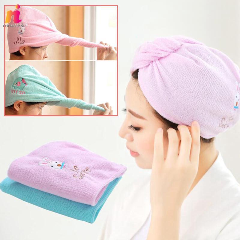 NL可愛的吹風浴帽可愛的帽子