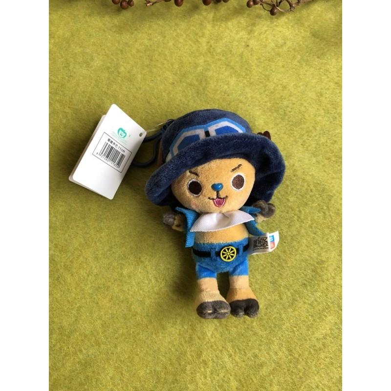 全新 航海王 薩波 喬巴 吊飾 娃娃 布偶