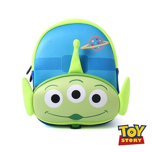 【南紡購物中心】玩具總動員防走失兒童背包-三眼怪 DHF18447-N