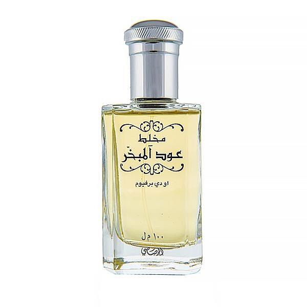 【南紡購物中心】Rasasi拉莎斯 Mukhallat Oudh Al Mubakhar伊甸園 玫瑰與天竺葵 香水100ml