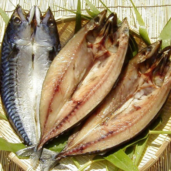 【南紡購物中心】【好神】挪威深海鯖魚一夜干8尾組(280g/包)