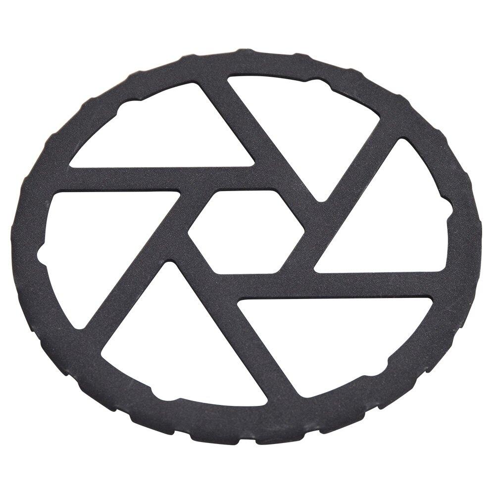 【日本PEARL金屬】鐵製瓦斯爐架14cm(電磁爐可用)