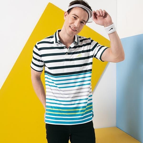 【南紡購物中心】【SAIN SOU】短袖POLO衫T262013