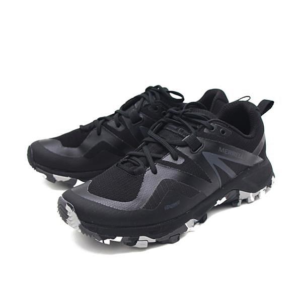 【南紡購物中心】MERRELL(男) MQM FLEX 2 GORE-TEX® HIKING 郊山健行鞋 男鞋 -黑(另有卡其)