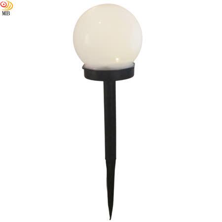 月陽球形太陽能自動光控LED庭園燈草坪燈插地燈(RB3210)