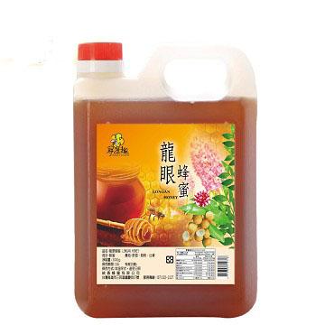【尋蜜趣】嚴選龍眼蜂蜜3000g
