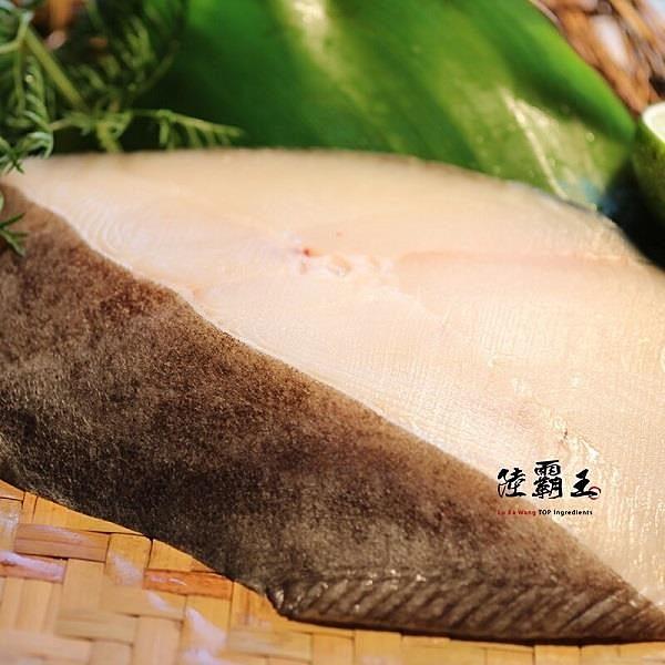 【南紡購物中心】陸霸王.厚切比目魚 2L格陵蘭鱈切12片 (450g±10%/片)