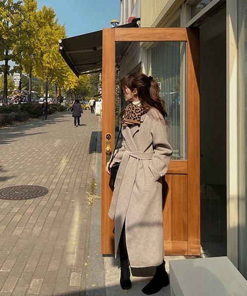 韓國空運 - Ethrobe Handmade Coat-Wool 90 大衣外套