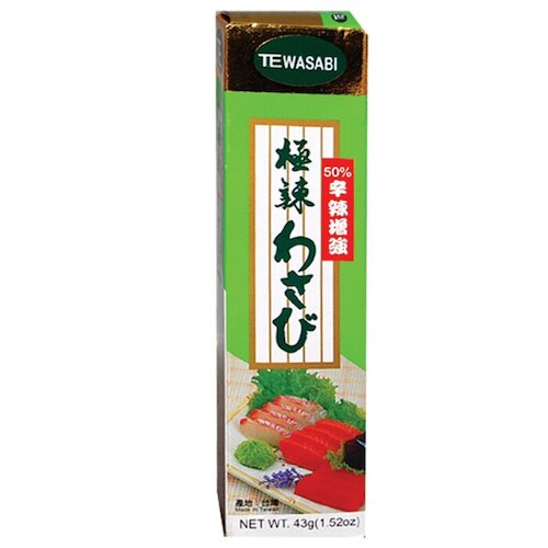 T.E. 極辣 山葵醬 43g