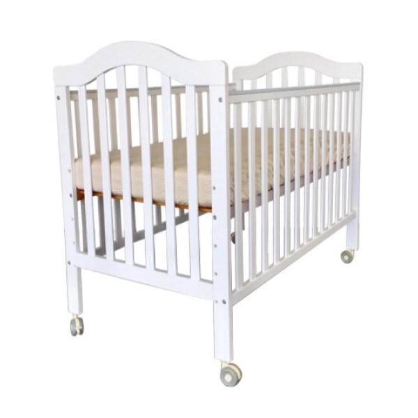 喬依思 La joie Bella 貝拉 嬰兒中床/嬰兒床(附床墊)【麗兒采家】【預計7月中到貨】