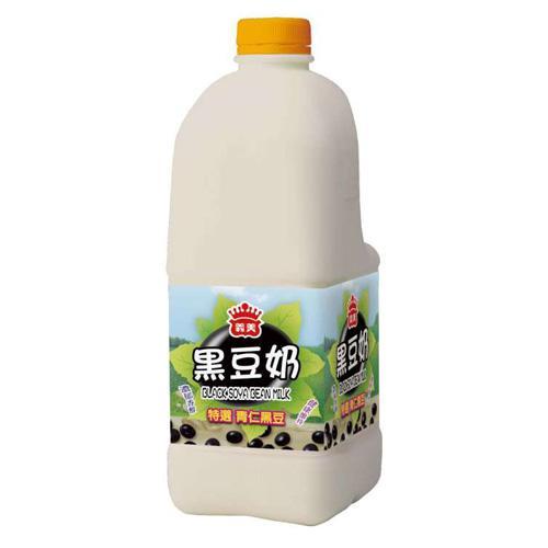 義美黑豆奶2000ml到貨效期約6-8天