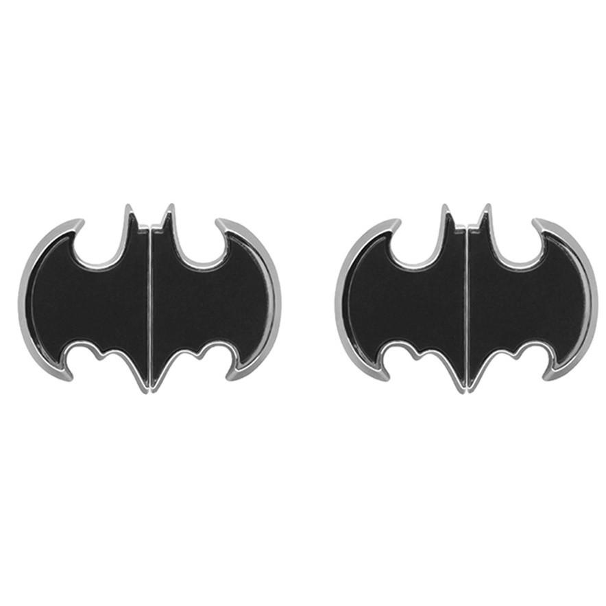 雙門用 蝙蝠俠LED開門防撞警示燈 免配線電池式 車門燈 防追撞閃燈 四色閃爍警示燈 Y-972