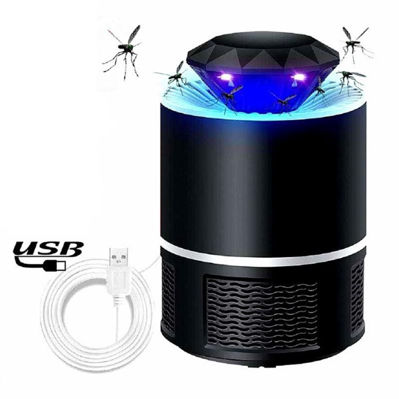 免運智能led光熾燈 吸入式靜音超省電滅蚊機 usb光觸媒滅蚊燈 捕蚊燈 驅蚊器 滅蚊器