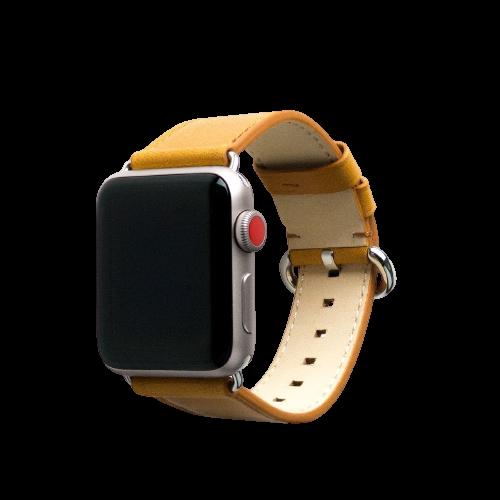 實體店面alto apple watch 皮革錶帶 38mm