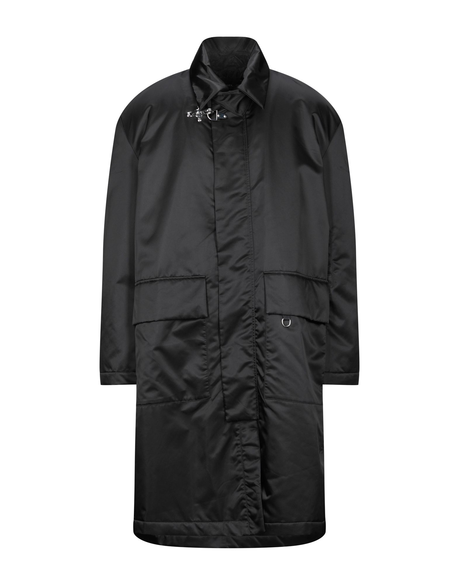DIESEL Synthetic Down Jackets - Item 41996476