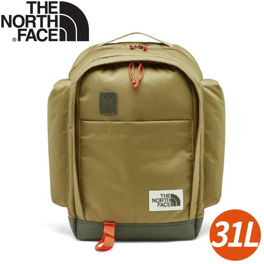 【The North Face RUTHSAC 31L背包《卡其黃》】3KY2/後背包/雙肩背包/休閒背包
