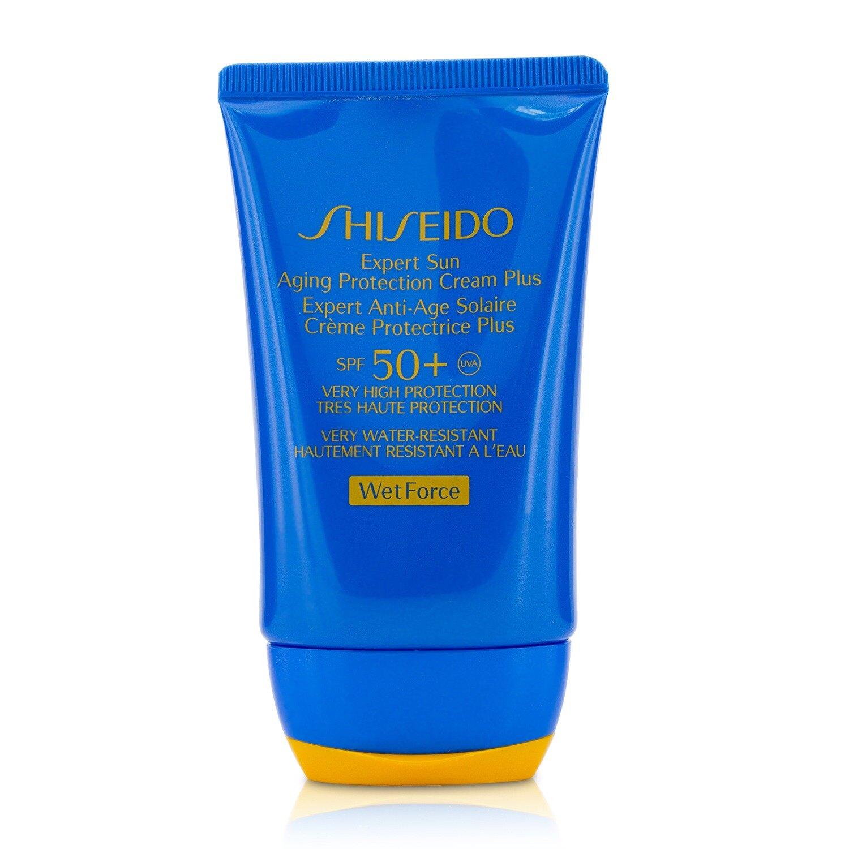 資生堂 Shiseido - 安耐曬抗衰老防曬乳 SPF50+ Expert Sun Aging Protection Cream Plus SPF50+