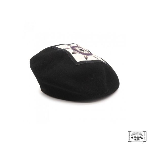GOODFORIT / 日本H.W.DOG&CO. AMISH BERET艾美許貝蕾帽款/四色