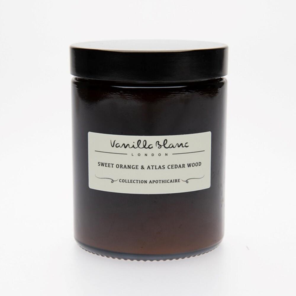 hoivanilla blanc 有機椰子蠟香氛蠟燭- 薰衣草&香根草170ml