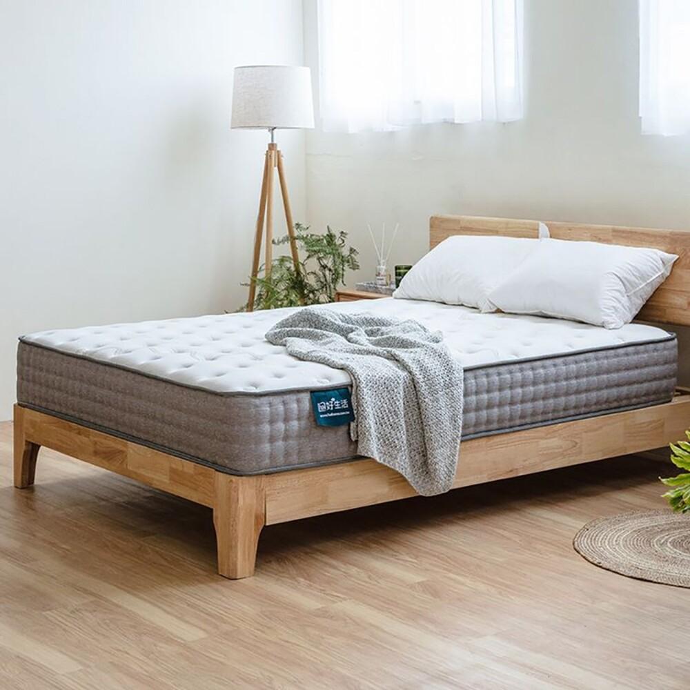 hoi抗菌好好眠三段式蜂巢獨立筒床墊 3.5尺/105x188cm