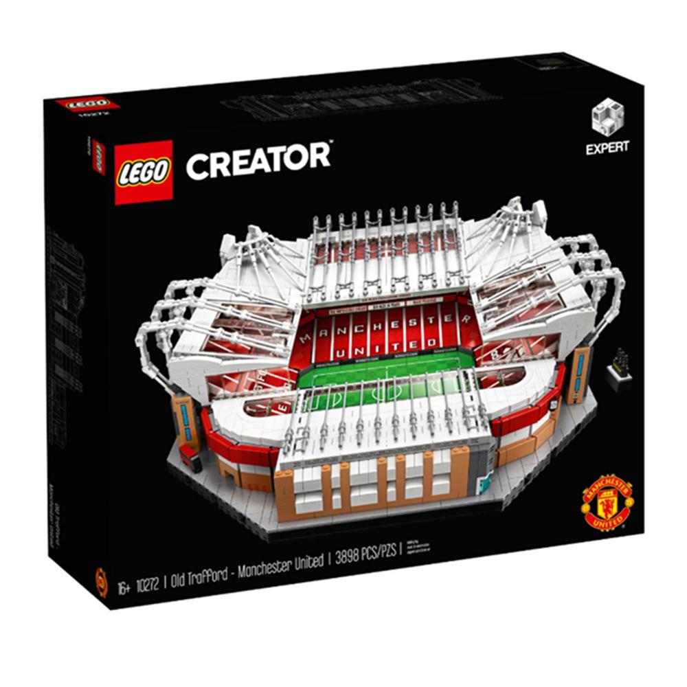 10272【LEGO 樂高積木】創意大師Creator系列-老特拉福球場 (3898pcs)