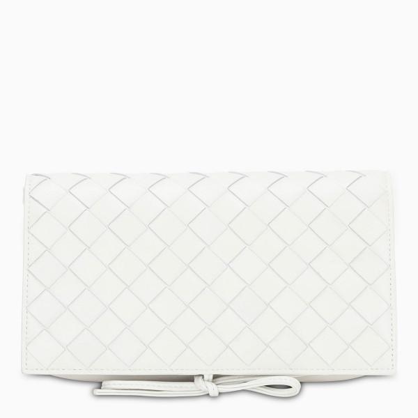 Bottega Veneta White mini bag
