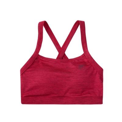 FILA 女運動內衣-紅色 5TKU-5609-RD
