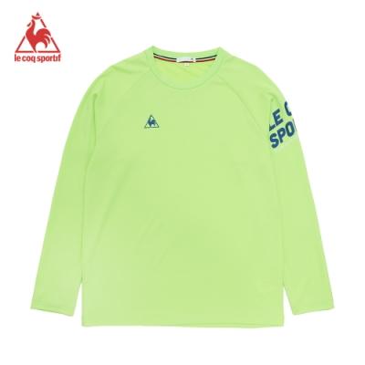 法國公雞牌長袖T恤 LOM2120242-男-淺綠
