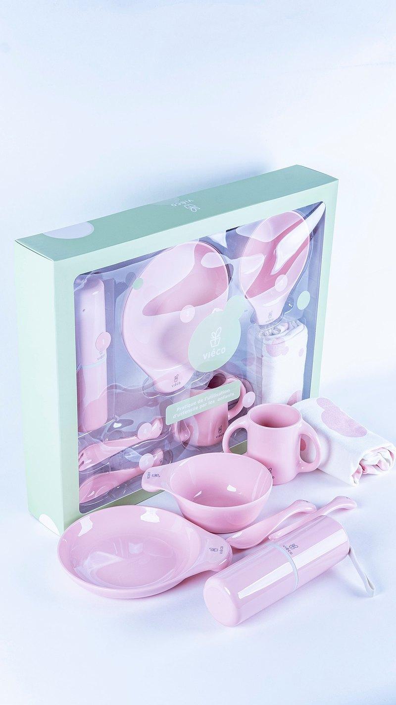 Viéco 環保植物PLA制造 7件餐具禮盒
