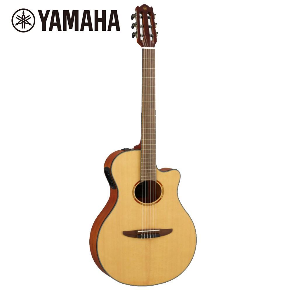 YAMAHA NTX1 電古典吉他 原木色款【敦煌樂器】