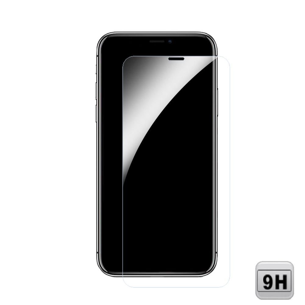 【Ezstick】APPLE IPhone 11 6.1吋 鏡面鋼化玻璃膜 電鍍防指紋 疏水疏油 厚膠 142x66mm