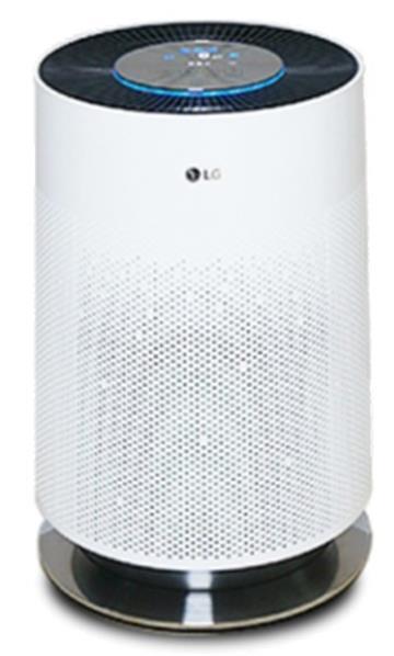 LG 360度空氣清淨機(白)(AS551DWG0)