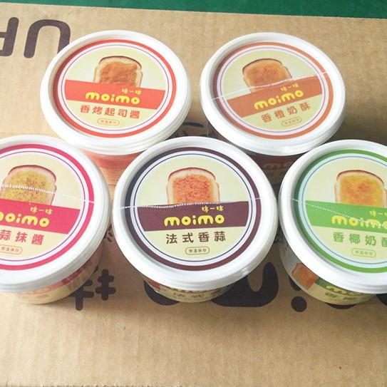 【熊正有限公司】moimo抹醬 香烤起士 香橙奶酥 香椰奶酥 香蒜抹醬 法式香蒜 230g/罐