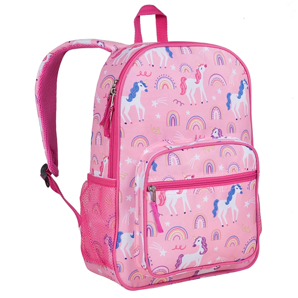 [LoveBBB] 美國 Wildkin 601511 彩虹獨角獸 幼稚園書包/學齡前每日後背包(3歲以上)