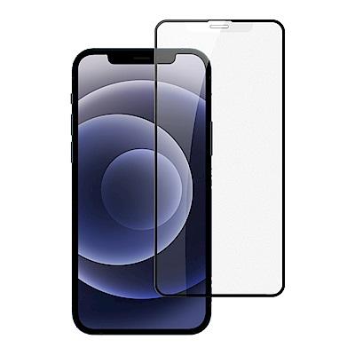 iPhone 12 Pro 滿版 霧面 9H 鋼化玻璃膜 手機 保護貼 滿版霧面x1 (iPhone12Pro保護貼 12Pro保護貼 iPhone12Pro 12Pro )